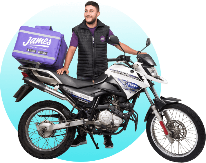 James Delivery